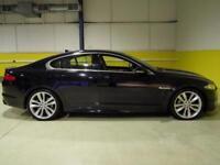 2013 Jaguar XF D V6 S PORTFOLIO Diesel black Automatic