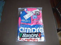 2007 TEAM LAMPRE autographed signed jersey by the team BEAUTIFUL