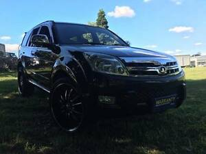 2010 Great Wall X240 ( 6 MONTH REGO-12 MONTH FREE WARRANTY-RWC ) Yeerongpilly Brisbane South West Preview