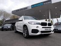 BMW X5 3.0TD ( 258bhp ) PAN ROOF Steptronic 2014MY xDrive30d M Sport 7 SEATS!