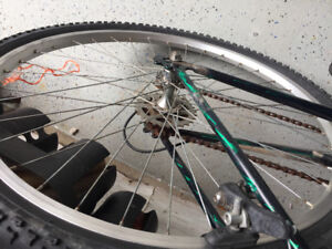 Bicycle rims and tires
