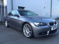Bmw e92 330i manual coupe LPG converted 46mpg!