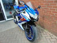 2008 (58) SUZUKI GSX-R750 - LOADS OF EXTRAS