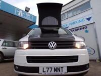 VW Transporter T30 TDI TRENDLINE BESPOKE 4 BERTH CAMPER NO VAT-NO VAT