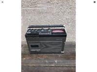 Vintage Binatone 3 in 1 Radio / Cassette Recorder and TV Boom Box iPod