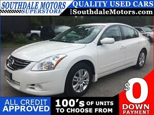 2011 NISSAN ALTIMA 2.5 S * 1 OWNER * ACCIDENT FREE * LOW KM * SU