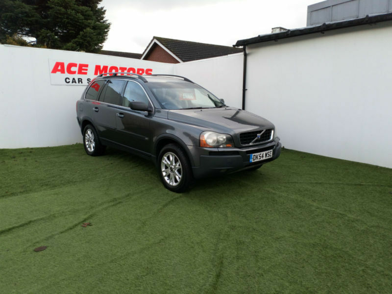 2004 54 VOLVO XC90 2.9 AWD GEARTRONIC T6 SE 7 SEATER AUTO,FULL SERVICE HISTORY | in Stoke-on ...