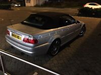 M3 e46 55 plate 62000 miles only