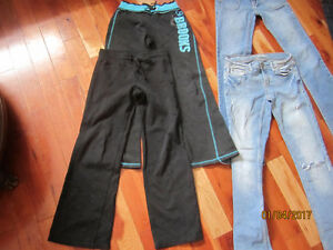 NICE Selection of Jeans and Yoga Pants~ W@W!!!! Peterborough Peterborough Area image 1
