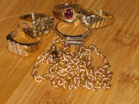 Paying $17.00 per gram for 10k gold jewelry. CASH CASH