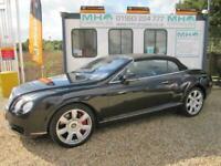 2007 Bentley Continental 6.0 GTC 2dr Auto Convertible Petrol Automatic