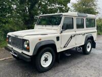 1992 LAND ROVER DEFENDER 110 LEFT HAND DRIVE USA EXPORTABLE 200 tdi