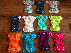 Applecheeks EUC Cloth diapers