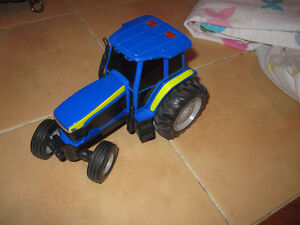 Tractor Die Cast