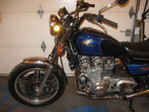 Honda CB900 Only 24,286 Kilo 10 speed transmission  1981