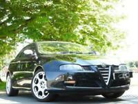 2008 57 ALFA ROMEO GT 1.9 JDTM 16V BLACKLINE 3D 148 BHP DIESEL