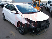 2015 Hyundai i30 1.4 Blue Drive SE Nav DAMAGED REPAIRABLE SALVAGE