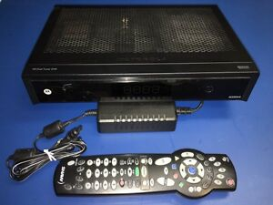Motorola HD Dual Tuner DVR (digital cable box) 500GB