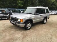 2002 02 LAND ROVER DISCOVERY 2.5 TD5 GS 7STR 5D 136 BHP DIESEL