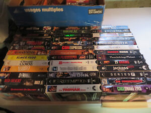 VHS TAPES 230 IN ALL London Ontario image 3