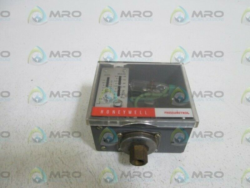 HONEYWELL PRESSURETROL CONTROLLER L404A 1362 *NEW NO BOX*