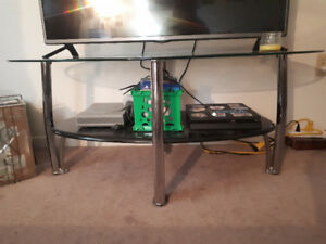 Glass coffee table 60 obo!!