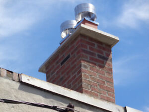 CHIMNEY REPAIR, STONE, MASONRY, INTERLOCKS: (416) 886-4798