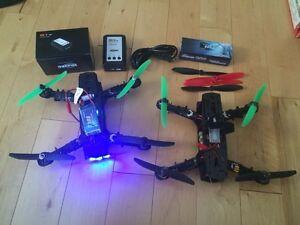 Neuf RC drone quadcopter ZMR250 (RTF)