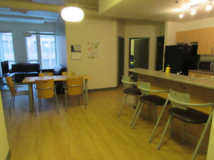 SUPER DEAL - room for rent at HALF PRICE, heart of downtown MTL