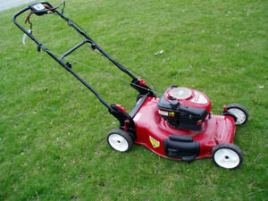 Craftsman Self-Propelled mower for sale