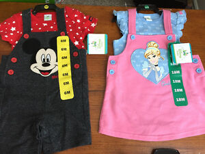 Reduced! New! Disney 2 pc outfits size 3,6,9,12  months Kitchener / Waterloo Kitchener Area image 2