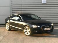 2014 Audi A5 2.0 TDIe Sportback SE Technik black***GOOD SPEC** NOT A4 A6 BMW