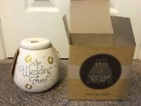 Pot of Dreams - Wedding Fund Pot.