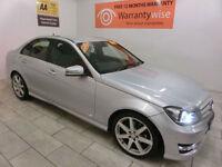 2012 Mercedes-Benz C250 2.1CDI 7G-Tronic CDI Sport ***PARKING SENSORS***