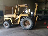 MF 6500 Forklift for sale