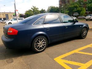 2002 Audi A6 2.7 Bi-Turbo Quatro