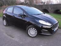 2014 Ford Fiesta 1.6 TDCi ECOnetic Style Hatchback 5dr