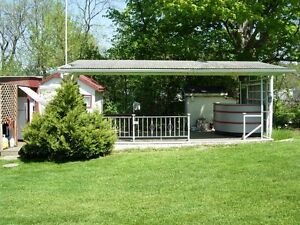 Open Lot in a small park Kawartha Lakes Peterborough Area image 1