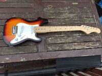 Youths Electric Elevation guitar