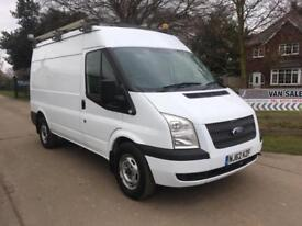 Ford Transit T350 Mwb, Semi Hi, Rare Awd Workshop Van ****4x4 Van****