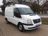 Ford Transit T350 Mwb, Semi Hi, Rare Awd Workshop Van ****4x4 Van****