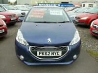 Peugeot 208 1.4e-HDi ( 70bhp ) FAP EGC 2012MY Active AUTOMATIC NOW SOLD