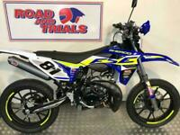 2021 Sherco SM-R 50cc Sports Moped Ride at 16 Super Moto or Enduro