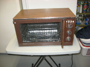 Convection Oven, Toastmaster