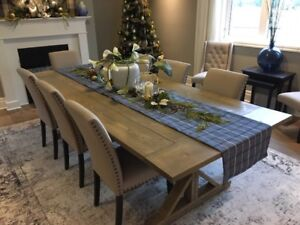 Rustic Harvest / Dining Tables - NEW