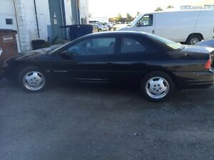 1997 Chrysler Sebring XL **VERY LOW MILEAGE**