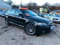Audi A3 2.0TDI Sportback 2007MY SE **FINANCE THIS CAR**