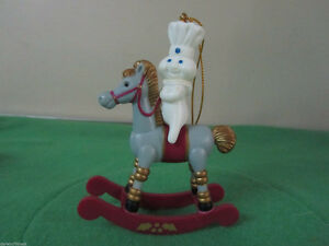 Pillsbury Doughboy Ornament - NIB - $10.00