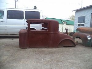 1932 Hudson Coup Hot Rod Project