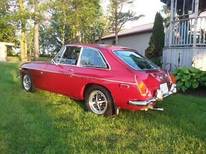 MGB GT very reliable and solid Stratford Kitchener Area image 3